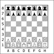 Bierki szachowe
